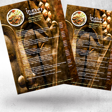Flyer Design by Bink Creations