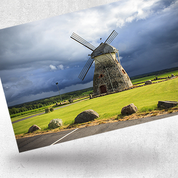 Photo of Old Windmill by Bink Creations
