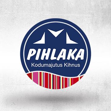 Pihlaka Kodumajutus logo Design by Bink Creations