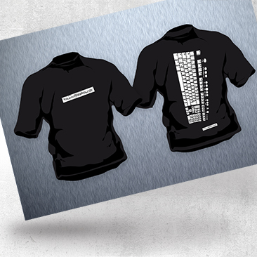 Trainingground T-Shirt Design by Bink Creations