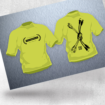 Trainingground Anniversary T-Shirt Design by Bink Creations