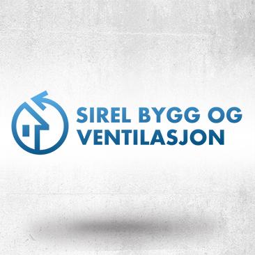 Sirel Bygg og Ventilasjon Logo