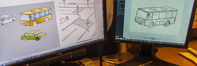 Raamatukujundus, disain, küljendus ja illustratsioonid - Bink Creations / Kaspar Põllu