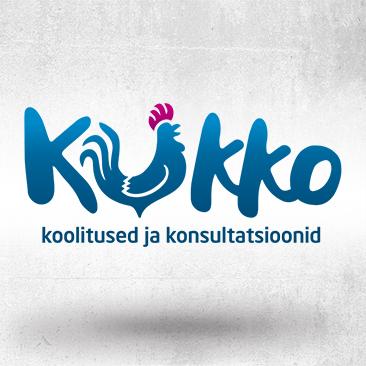 Kukko koolitus ja konsultatsioonid logo. Loodud Bink Creations poolt