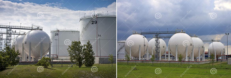 Sold two photostock photos. Oil and Gas storage tanks. Photos taken in Paldiski, Estonia.