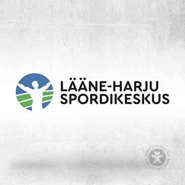 Lääne-Harju Spordikeskuse logo