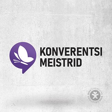 Konverentsimeistrid logo - Bink Creations logo disain